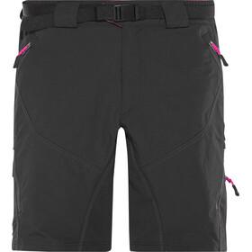 Endura Hummvee II Spodnie krótkie Kobiety, czarny